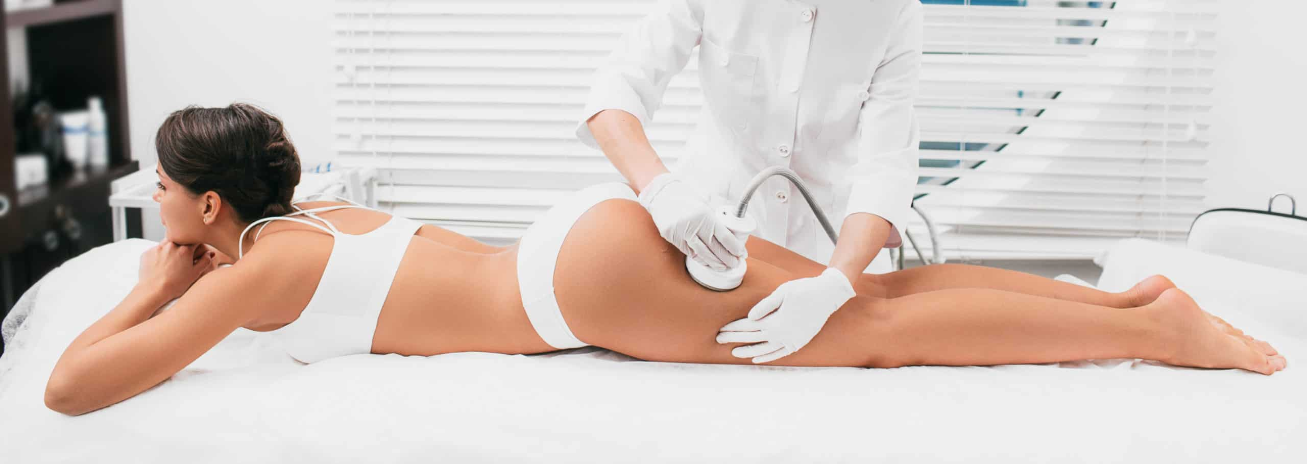 Cellulite reduction Montreal