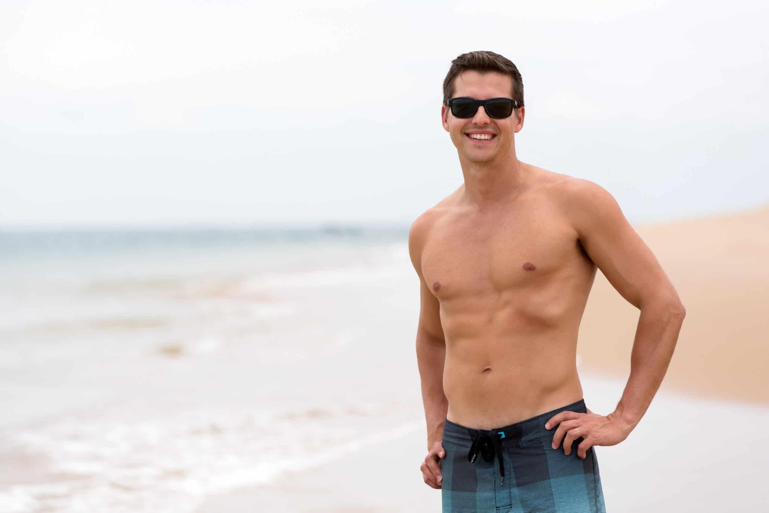 Male breast reduction gynecomastia treatment Montreal