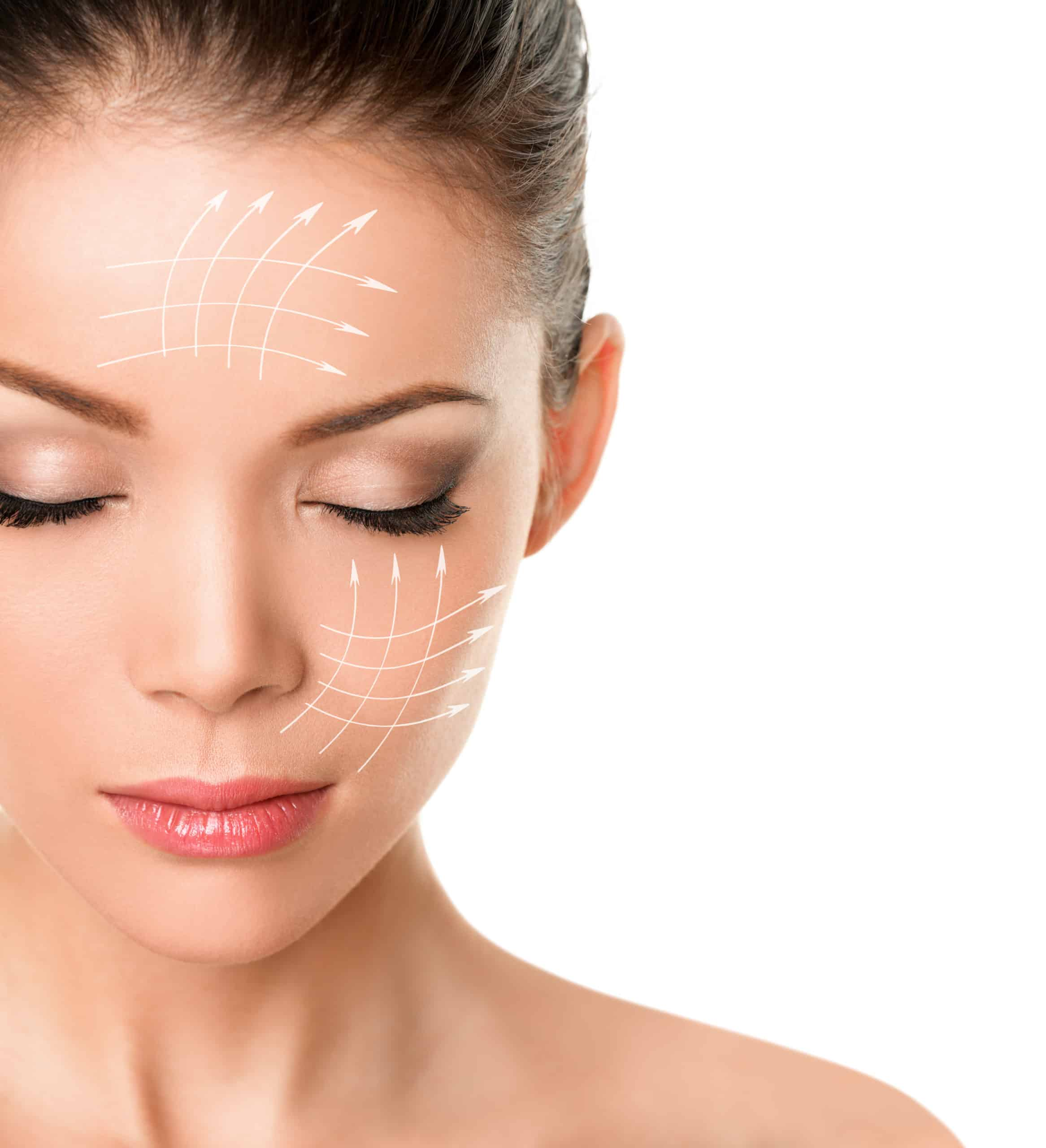 Facial skin tightening Montreal